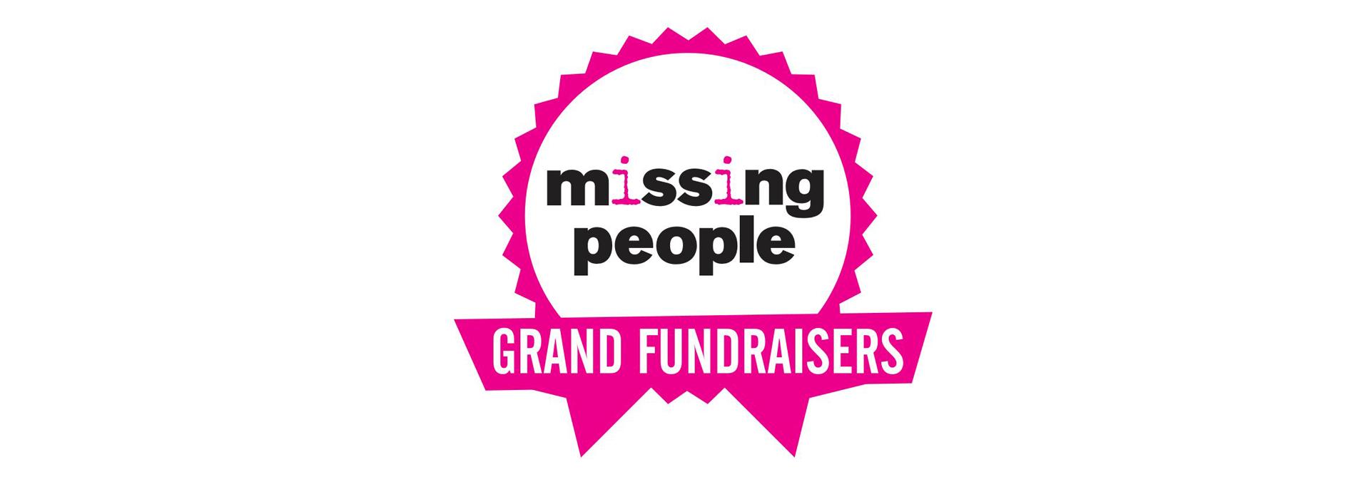 Grand fundraisers logo