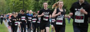 Fundraising running event