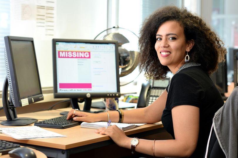 Missing People helpline worker