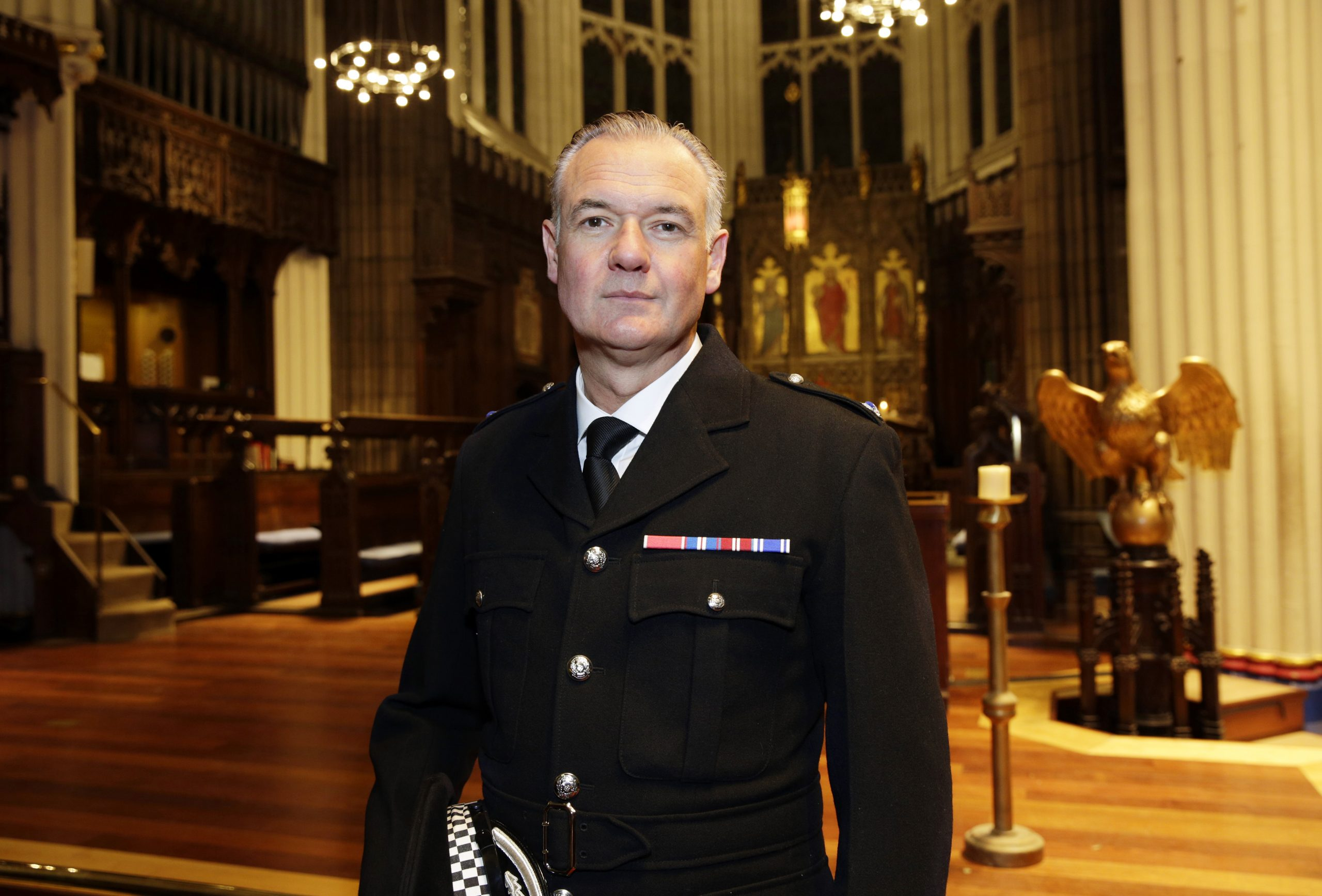 Andy McKay MBE